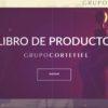 LIBRO DE PRODUCTO CORTEFIEL
